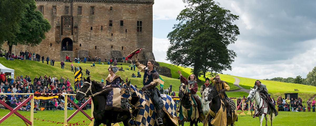 jousting-linlithgow