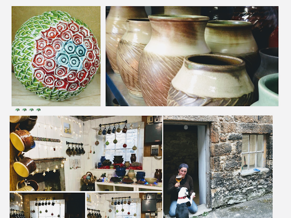 Linlithgow Pottery Gifts