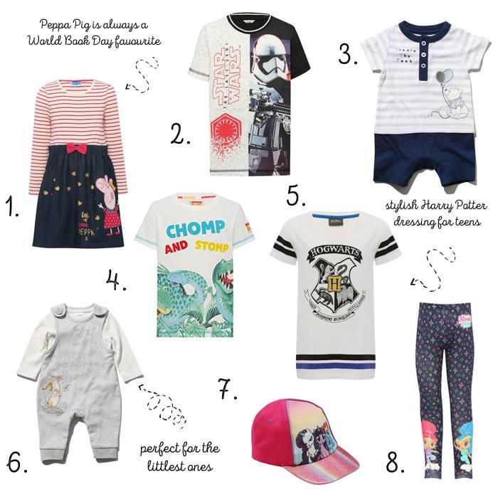 M&Co children's clothes