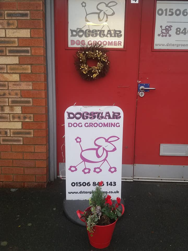 Dogstar Grooming Exterior