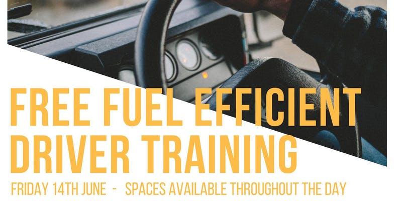Free Fuel Efficient Driver Training
