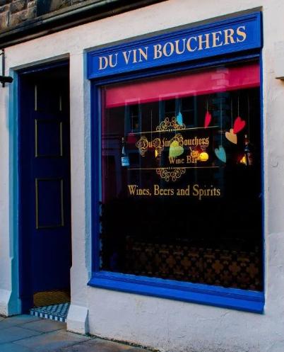 Du Vin Bouchers Exterior