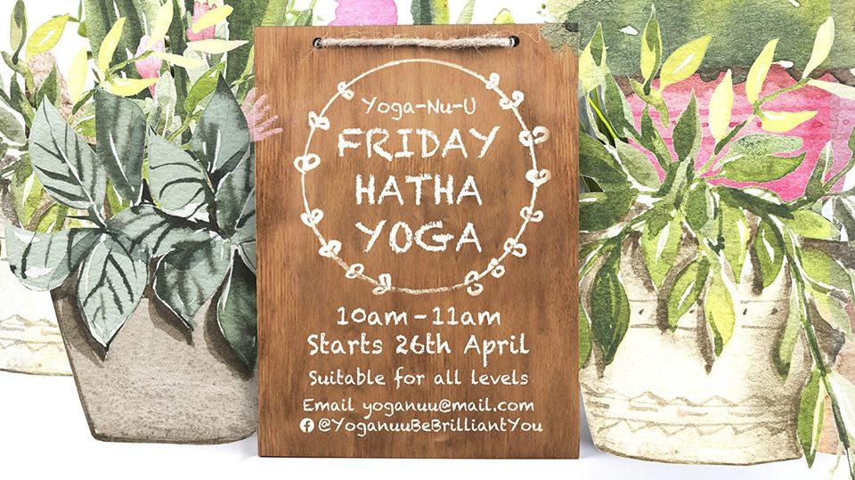 Friday Hatha Yoga