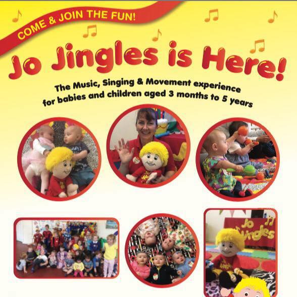 Jo Jingles Poster