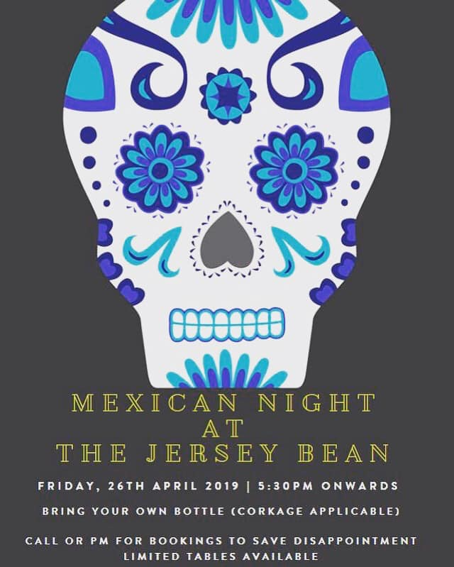 Mexican Night at the Jersey Bean