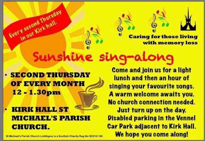 Sunshine Sing Along