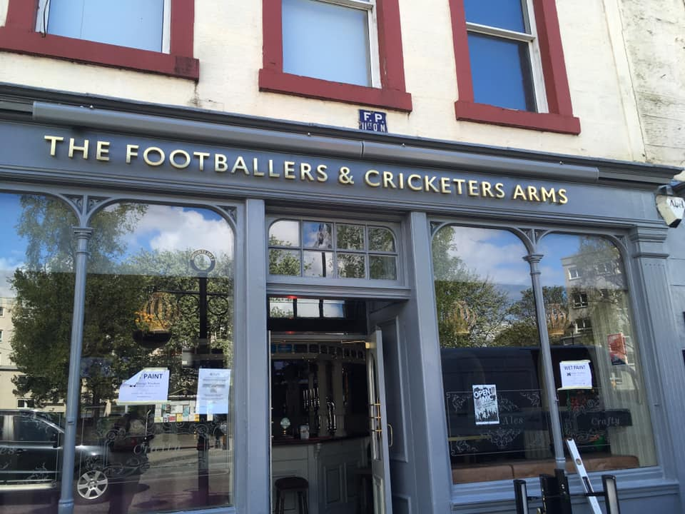The Football & Cricketers Arms
