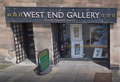 West End Gallery Exterior