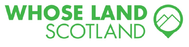 Whose Land Scotland logo