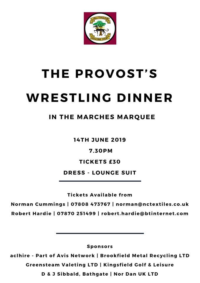 the provest wrestling