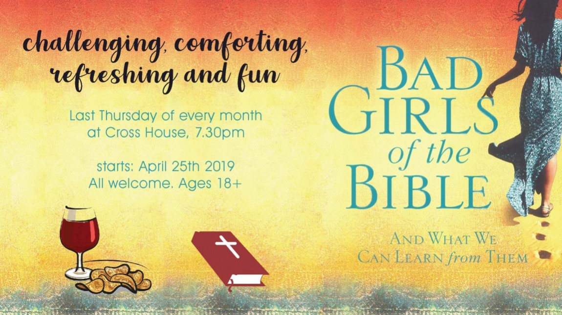 Bad Girls of the Bible Flyer