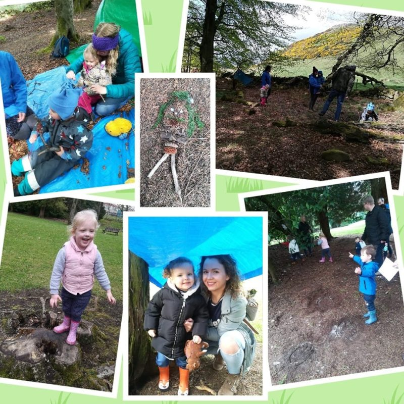 Beecraigs Love Outdoor Learning