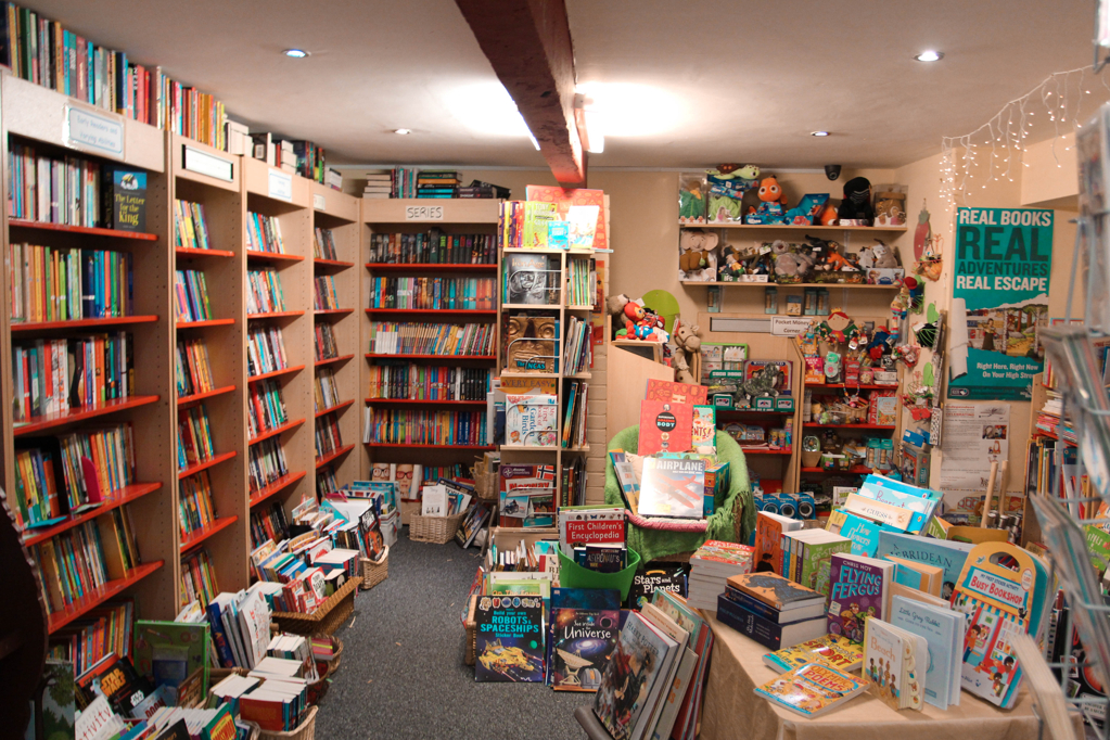 Far from the Madding Crowd Bookshop