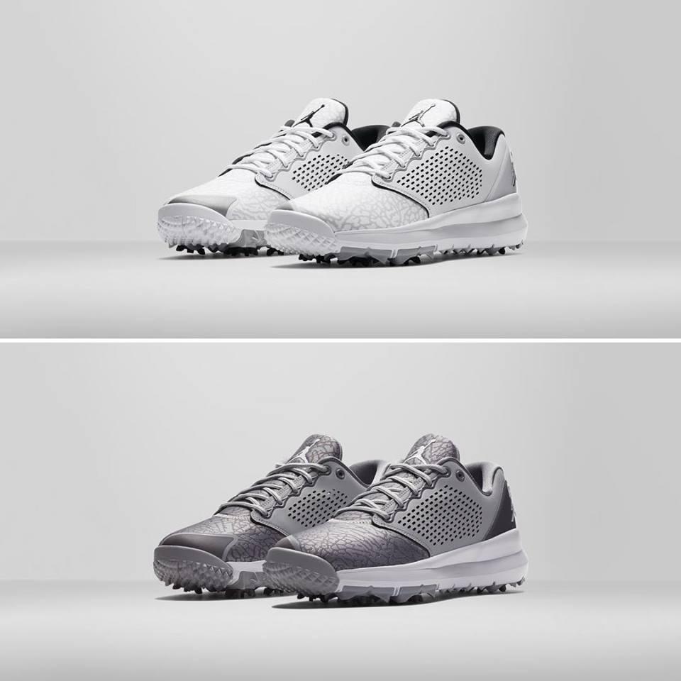 Golf Poser Shoes