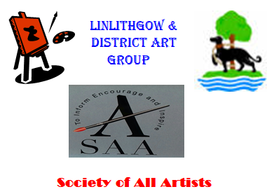Linlithgow District Art Group Logo
