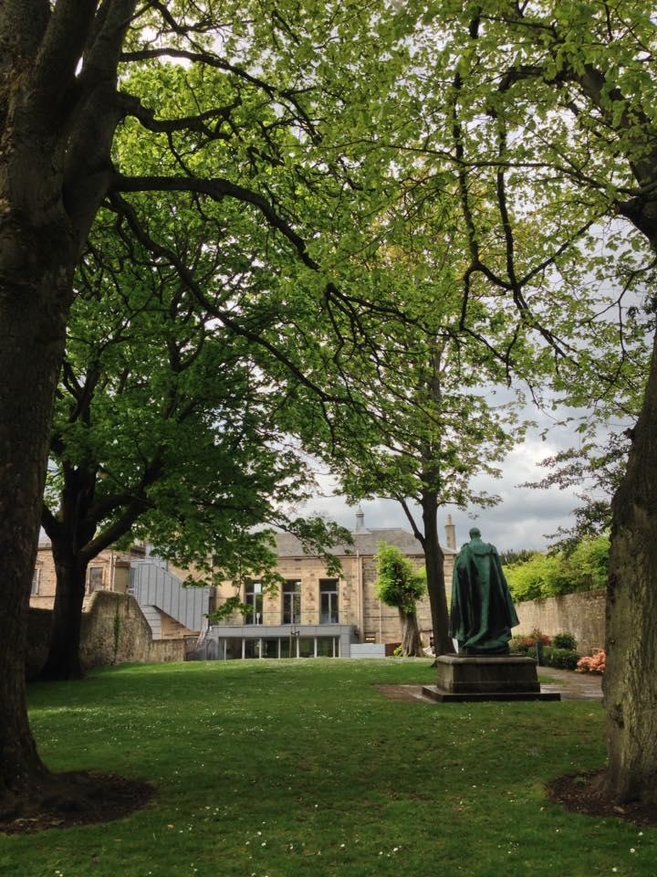 Linlithgow Rose Garden