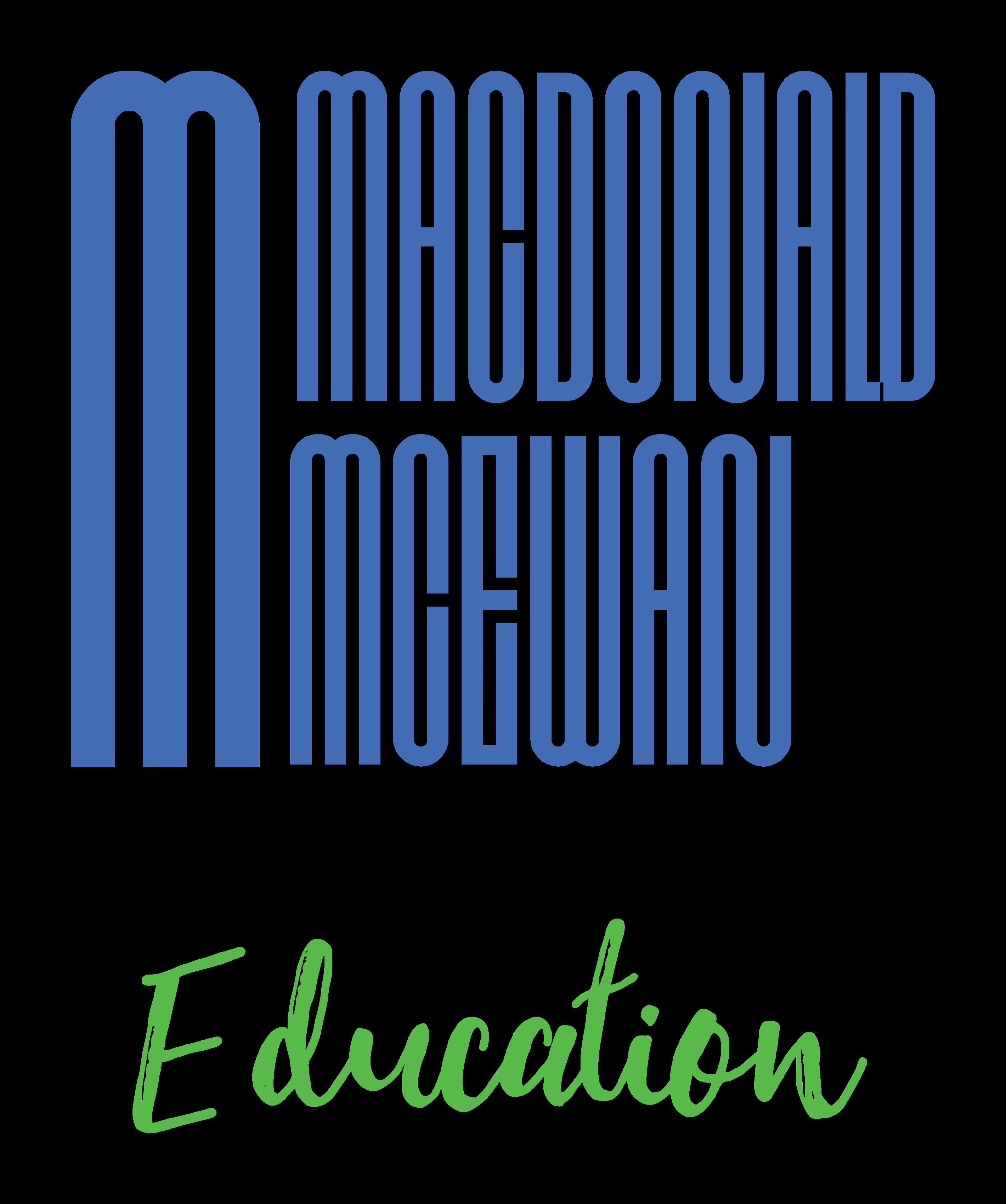 macdonald mcewan education logo