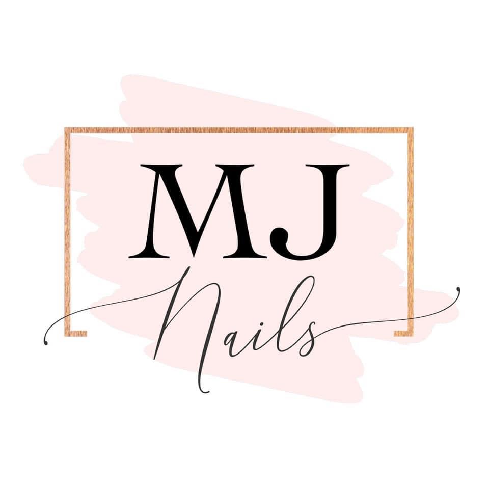 MJ Nails Logo