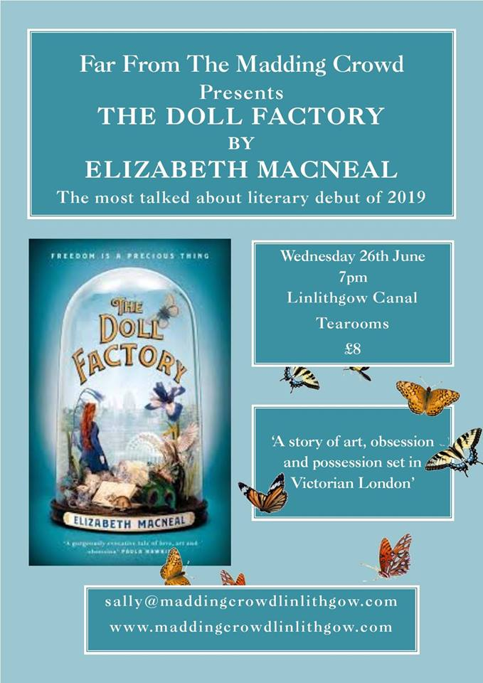 the doll factory poster