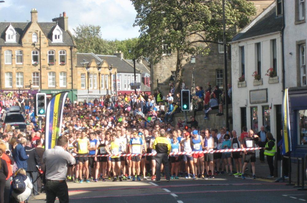 Linlithgow Athletics 10k Run
