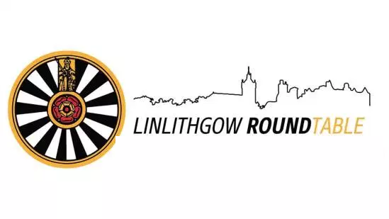Our Sponsor:  Linlithgow Round Table Logo