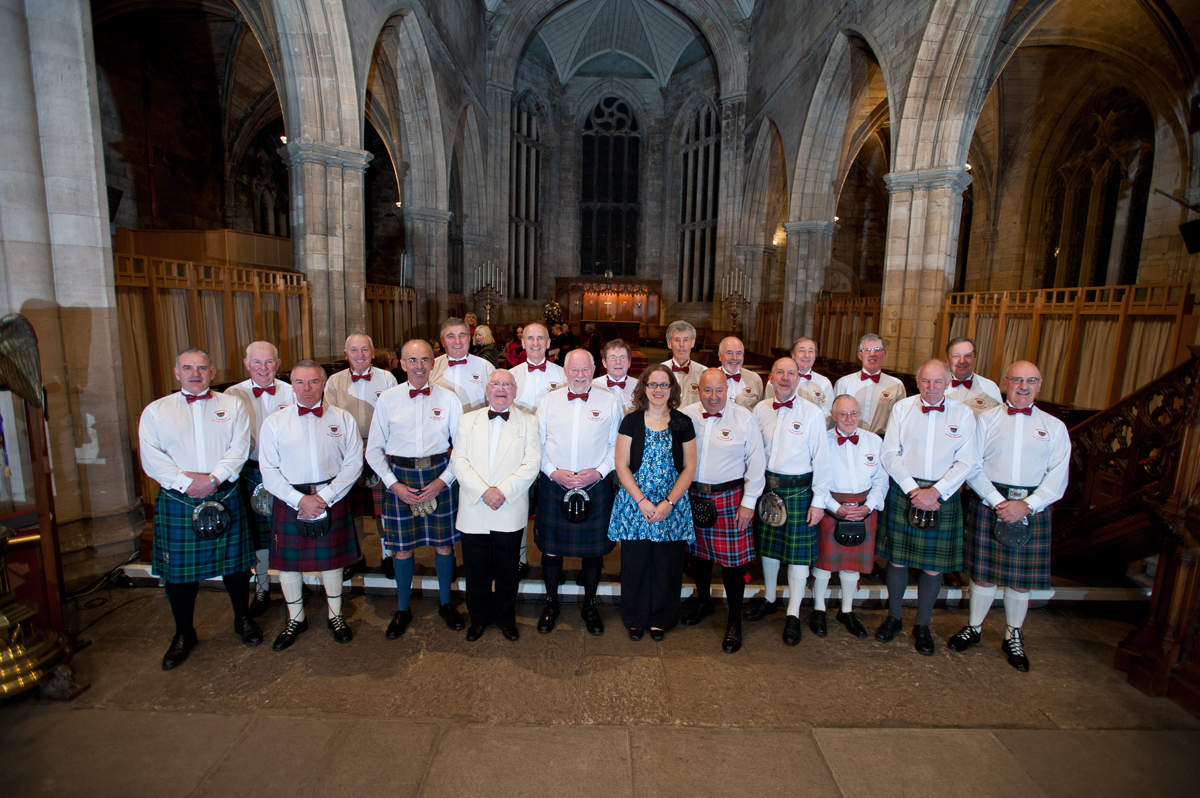 Linlithgow Rugby Club Male Voice Choir