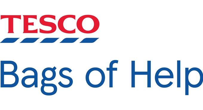 Our Sponsor: Tesco Logo