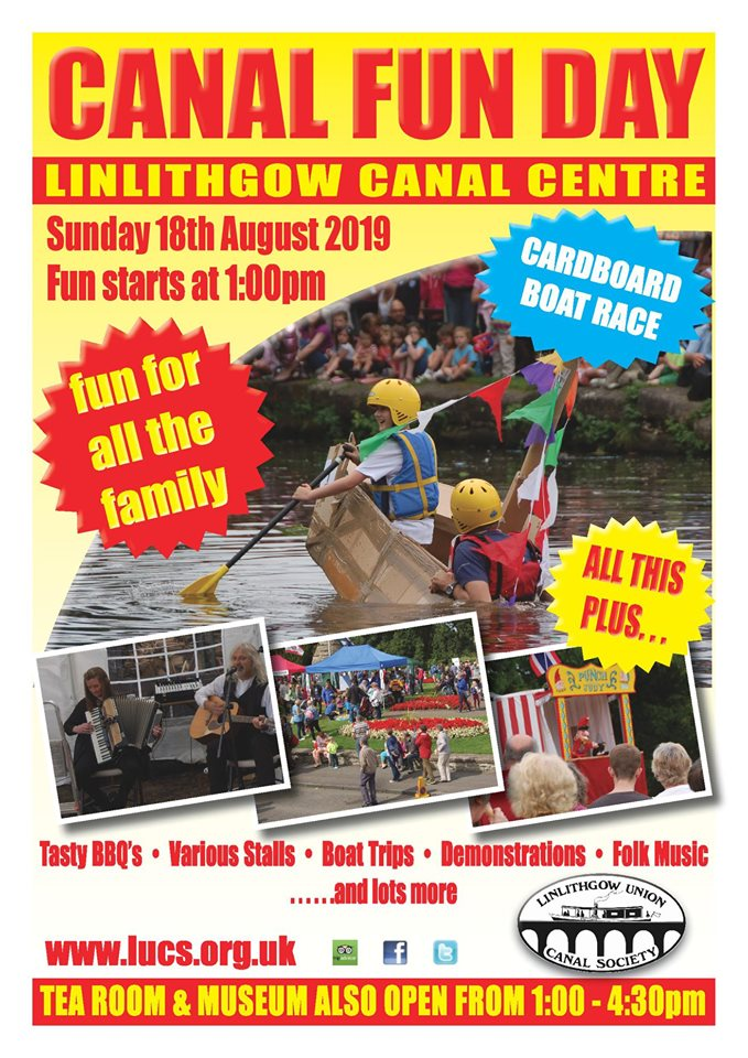 Canal Funday Poster