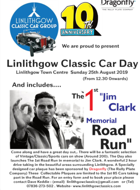 Classic Car Day poster