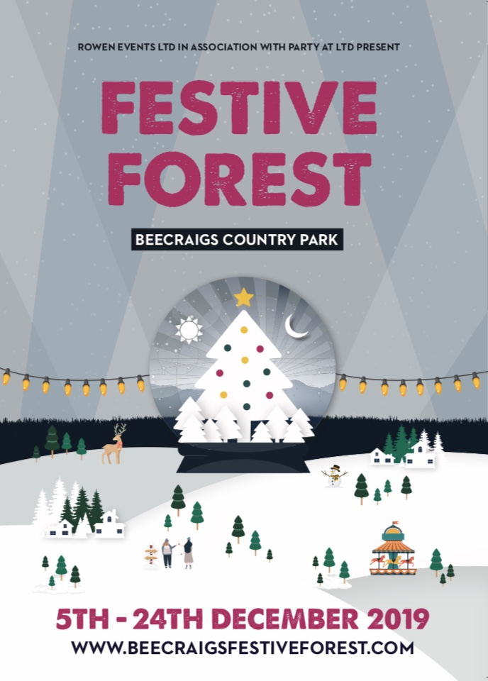 Festive Forest Flyer