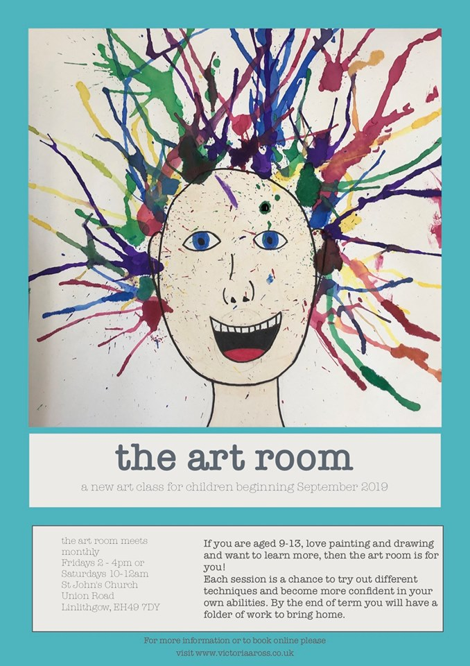 The Art Room Poster