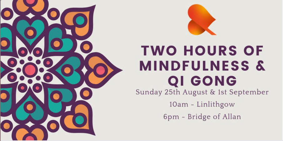 Two hours of mindfullness Poster