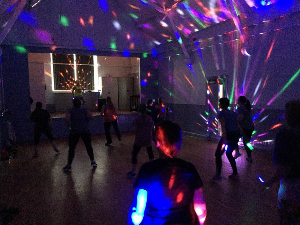 Clubbercise with kirsty