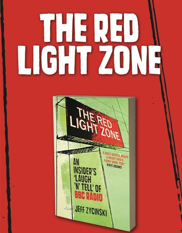 The Red Light Zone by Jeff Zycinski