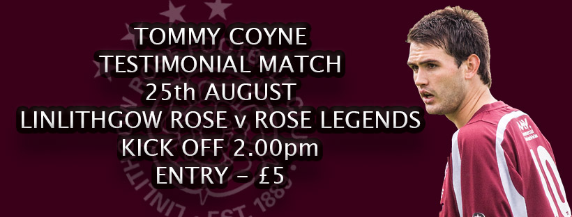 Tommy Coyne Match