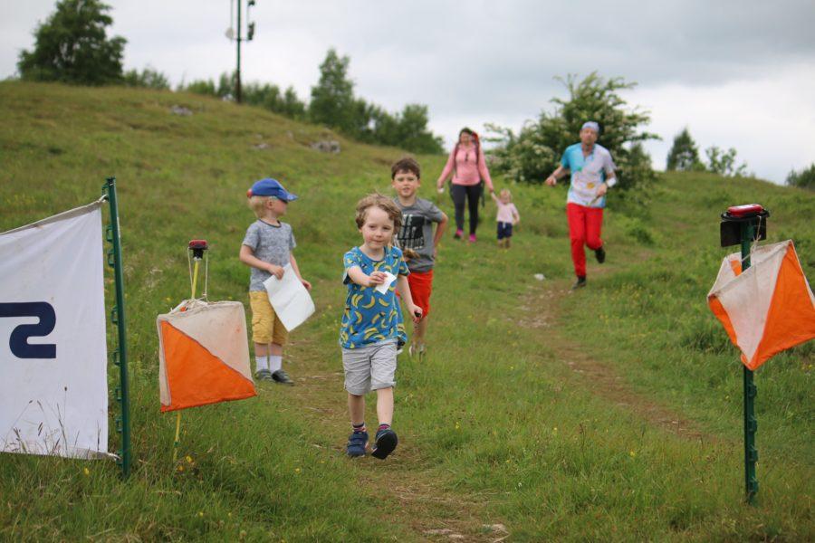 Orienteering at Beecraigs
