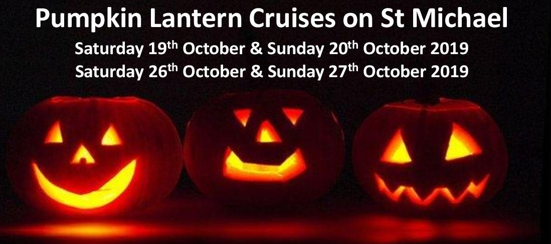 Pumpkin Cruises Poster