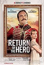 Return of the Hero Movie Poster