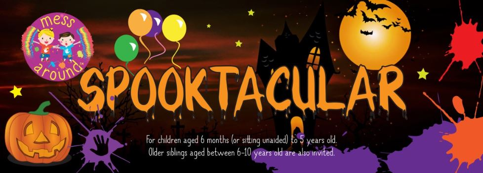 Poster for Spooktacular