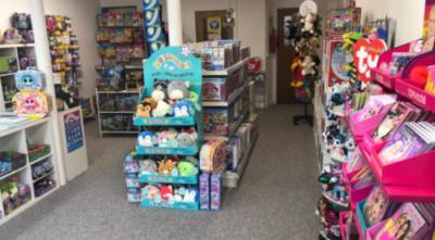 Bright Star Toys Interior