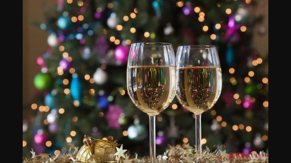 Christmas Wine Tasting