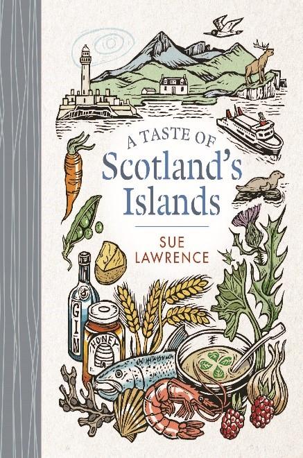 A Taste of Scotland's Islands book cover