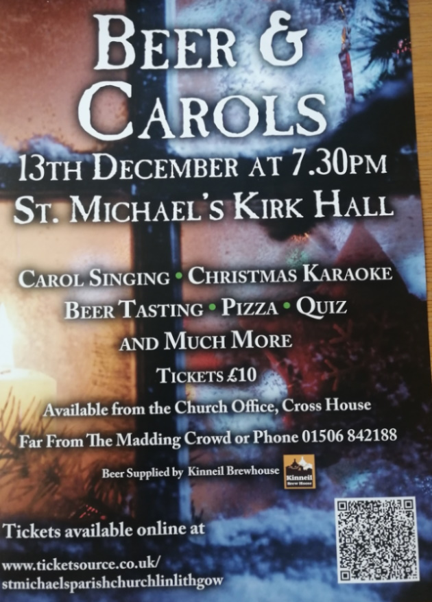 Beer And Carols