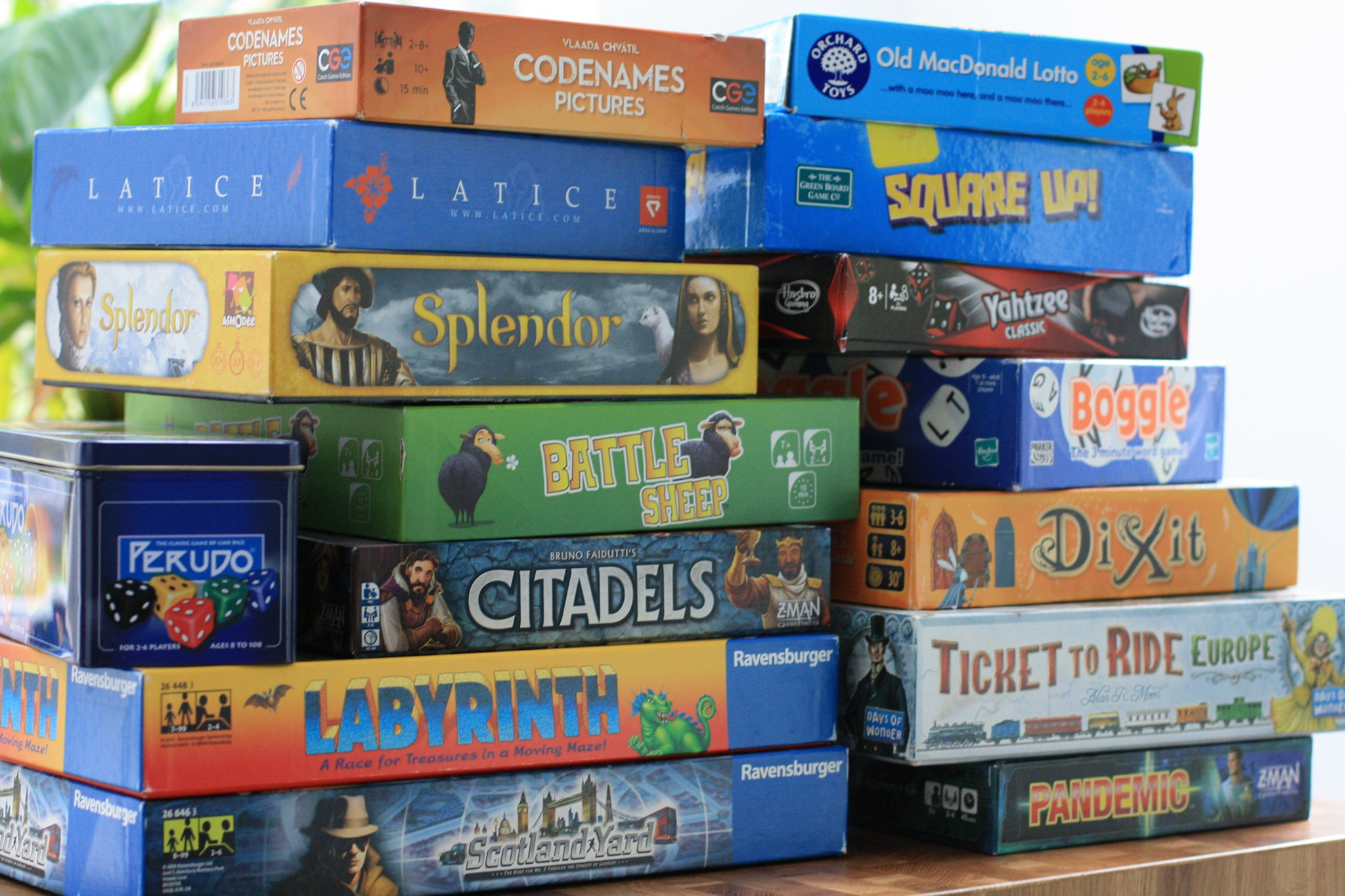 Linlithgow Board Game Club