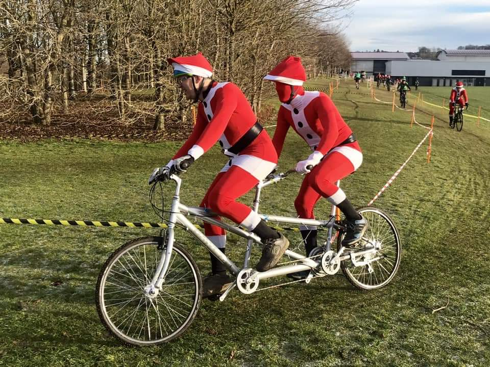 Santa CycleCross