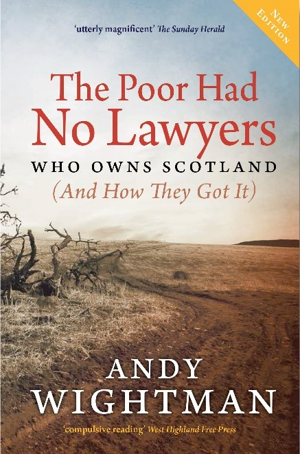 The Poor Had No Lawyers book cover