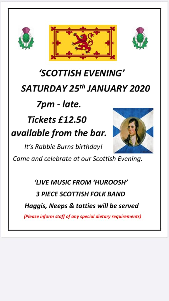 Scottish Evening