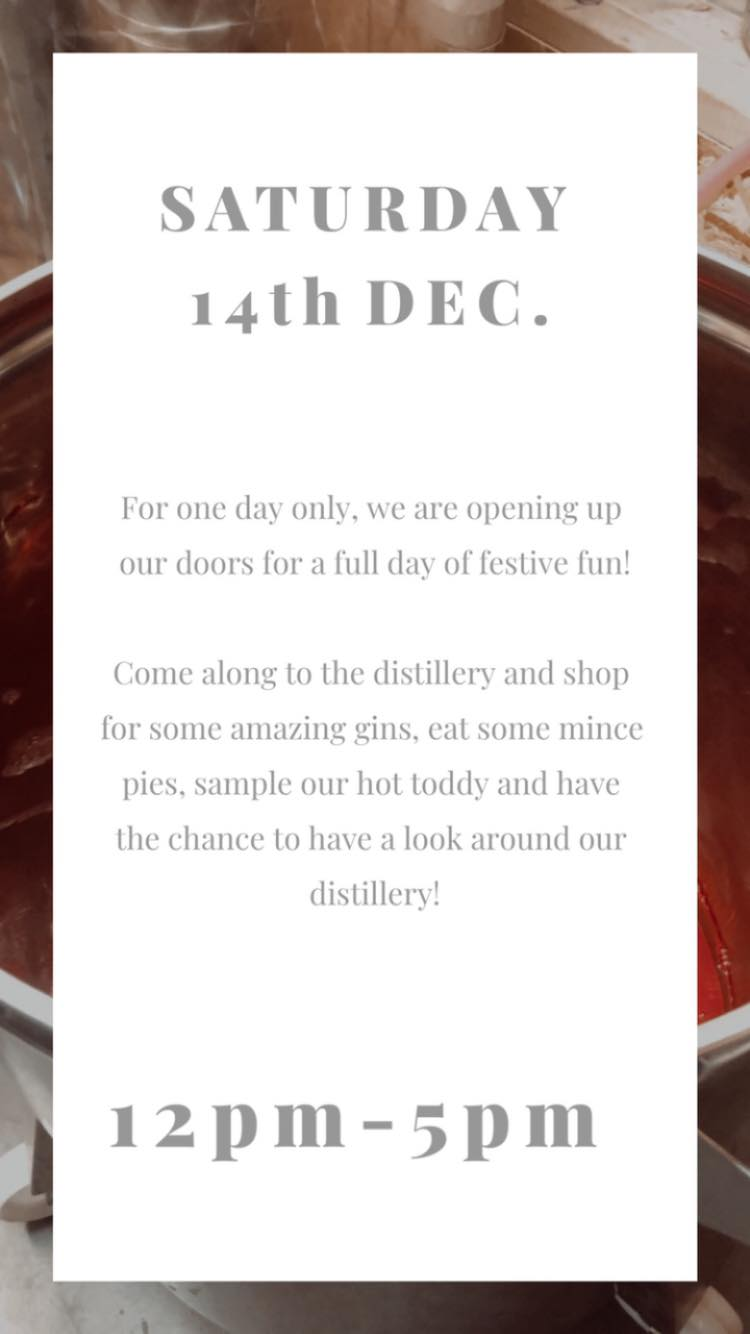 linlithgow distillery shopping day