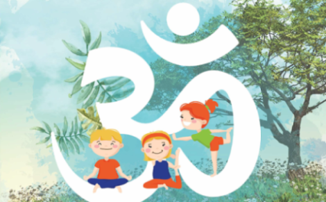 Children's Yoga - 5-8 Yrs