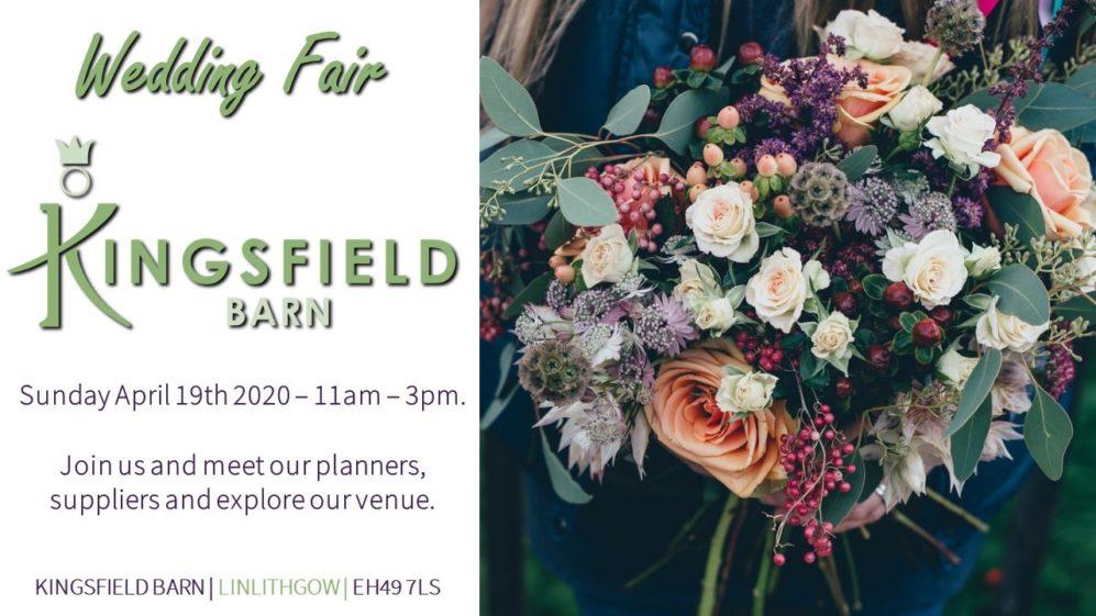 Kingsfield Barn Wedding Fair